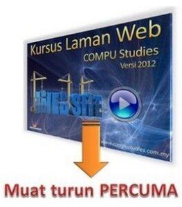 Kursus Laman Web Percuma
