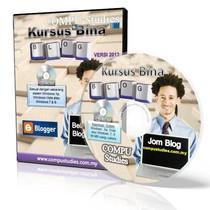 Kursus Bina Blog COMPU Studies