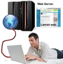Membuat laman web secara online adalah kaedah paling popular membangunkan laman web.