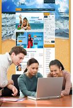 Pembuatan laman web secara offline menjadi pilihan para professional.